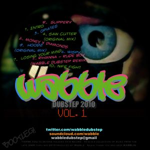 Wabble Dubstep 2010 vol.1