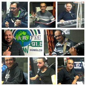 91.8 ÇINAR FM ORKESTRA FOTO CENTER GRUP EXTRA 22 MART 2016