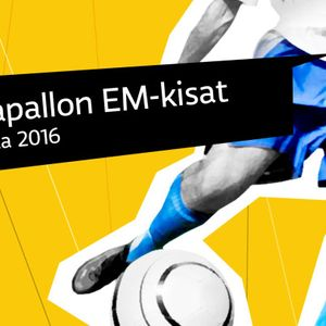 Jalkapallon EURO 2016: FRA - ISL