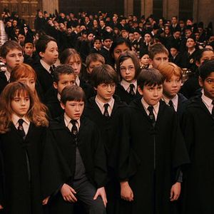 Inicio de clases en Hogwarts - FAN #118