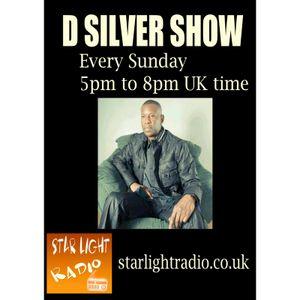 D Silver Show on Starlight Radio Ft Macka B Sanchez Donell Jones Vadie Ginjah Capleton Dean Fraser