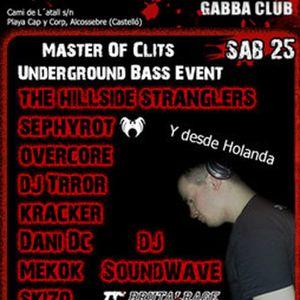 The Kracker @ Tunel Gabba Club (25-04-09)