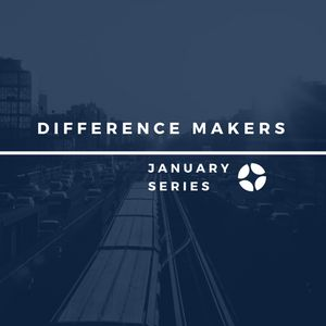 Difference Makers - 3 Positive Words Can Make A Difference - David Sweet