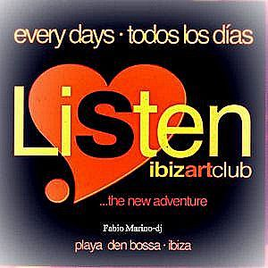 IBIZartCLUB June 16, 2016 mixed by Fabio Marino-dj (part 1)