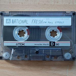 DJ Andy Smith Lockdown tape digitising Vol 3 - Mike Allen National Fresh 1987 -Hip Hop