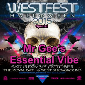 Mr Gee's Essential Vibe Westfest 2015 Special W/ Co Host Jon Brown