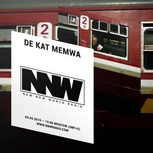 De Kat Memwa - 4th September 2019