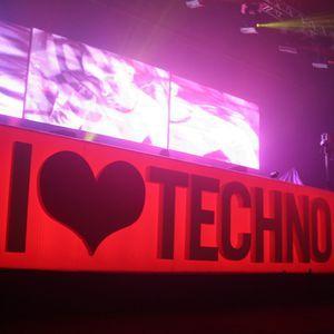 DJ Max Techman - We love techno Vol. 3