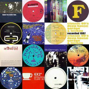 Archives No 2 - Deep House | Garage | Techno