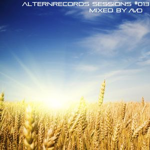 AlternRecords Sessions #013 Mixed by AvD