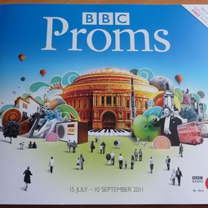 003 BBC Proms 2011 Photo Call