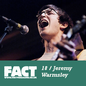 FACT Mix 18: Jeremy Warmsley