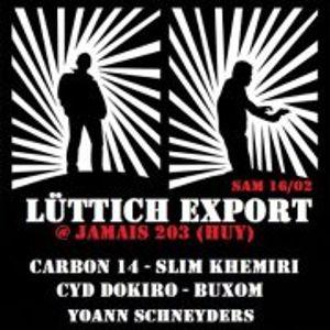 Yoann Schneyders @Luttich export