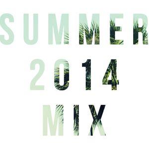 DeeJay Rick Ey - Summer Mix 2014