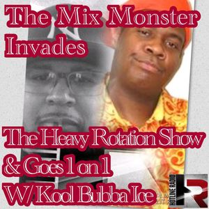 The Heavy Rotation Mix Show (The Mix Monster Invasion)
