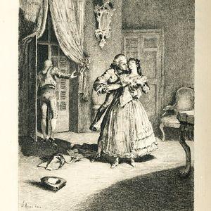 RENCONTRE OMBRES BLANCHES - Yves Le Pestipon - Le Barbier de Séville (Classiques au détail)