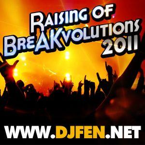 DJ Fen - Raising of Breakvolutions 2011
