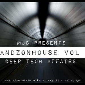 HandzOnHouse vol 5 - Deep Tech Affairs