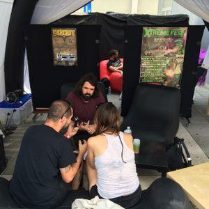 INTERVIEWS XTREME FEST : BERRI TXARRAK