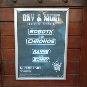 Day & Night Clubbing Session 012 Live @ DownTown Iasi [14.02.2015]