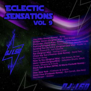DJ L.S.D Presents: Eclectic Sensation Vol 9
