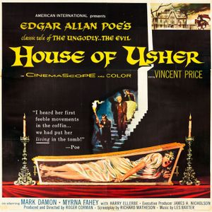 Horror 101 - Episode 60:  Fall of the House of Usher
