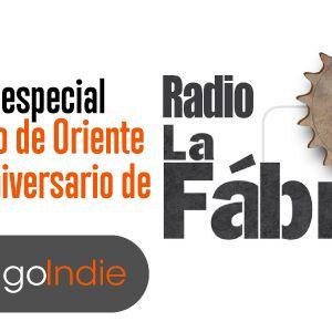 Radio la Fábrica programa transmitido el día 25 de julio en vivo desde el Faro de Oriente, #Radiofar