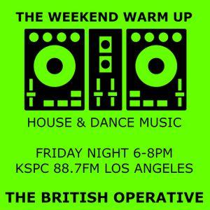 The Weekend Warmup - Jul 7 - 88.7FM Los Angeles - Alex James