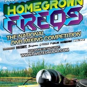 Sinjo (Wednesday) - Homegrown Freqs 2011 Entry Mix