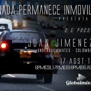#PDCST No 5 || JUAN JIMENEZ (Underroommates) ||