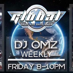 DJ OMZ The Wembley Warm Up Show Global DNB 16/11/2018