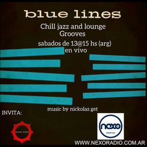 blue lines dj set sabado 8-4-17