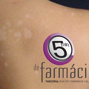 5 Minutos de Farmácia - 02Ago2019 - Pitiriase - Joana Reis