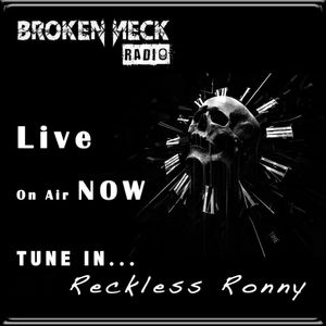 the Midweek Metal Meltdown show April 6 2016 w/ Reckless Ronny