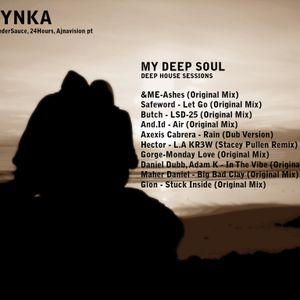 Dj Hynka - My Deep Soul (DeepHouse djset 2012)