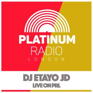 DJ Etayo JD / Thursday 30st June 2016 @ 2pm - Recorded Live On PRLlive.com
