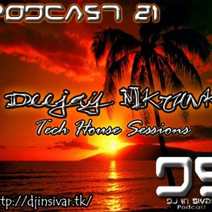 DS (DJ IN SIVAR) PODCAST 21 - MKRUNK