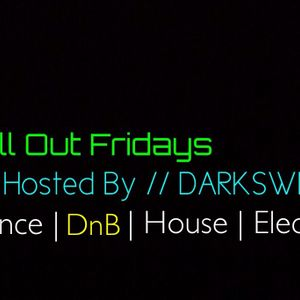 DarkSwitch Presents Chillout Fridays - DnB Mix v1