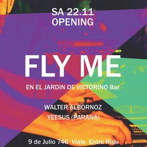 Walter Albornoz - Fly me