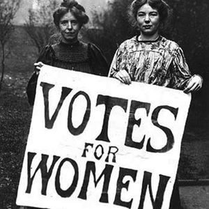 Votes For Woman