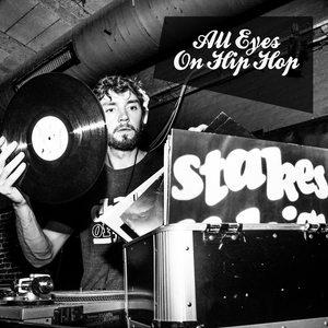 Live from All Eyes On Hip Hop: warm up for Mitsu The Beats (29th June 2016, Charlatan)