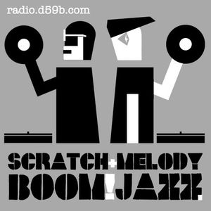 BOOM!JAZZ #2 w_ SCRATCH & MELODY on RADIO.D59B (February 2021)