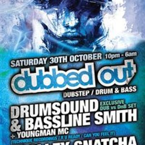 Pressa - Dubbed Out Halloween 2010 Promo Mix