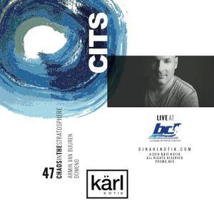 dj karl k-otik - chaos in the stratosphere episode 047 - dj karl k-otik live with armin van buuren
