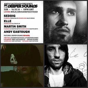 Seddig - The Deeper Sounds Radio Set 10/2016