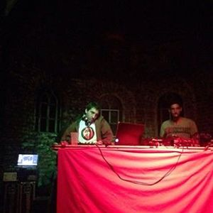 Joe Fisher b2b Paipmaister Colloca - Church Rave, Buenos Aires 11.04.15