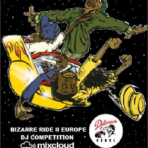 Bizarre Ride II Europe DJ Competition