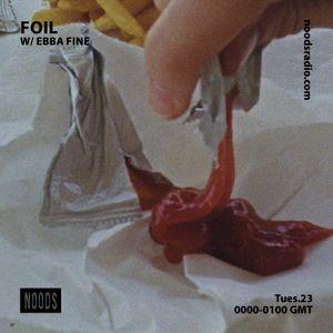 FOIL W/ Ebba Fine: 23rd October '18