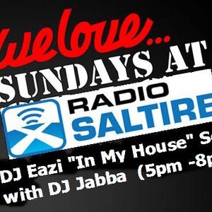 EAZI presents IN MY HOUSE 31/1/16