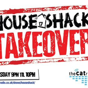 15th January 2014 House Shack Take Over presented by Sie Austin